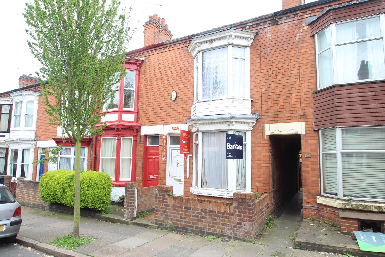 Property for sale in Barclay Street, Leicester